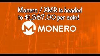 Is Monero / XMR Headed to $1,376.00 per coin? Bitcoin / Altcoin News 9-02-18
