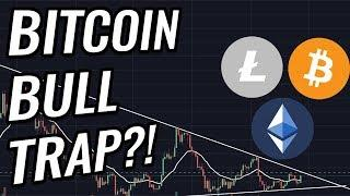Can Bitcoin & Crypto Markets Still Break Out Of The Downtrend? BTC, ETH, BCH, LTC & Crypto News!