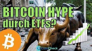 Bitcoin ETFs - Fluch oder Segen für Kryptowährungen? Realistisch betrachtet. Krypto News