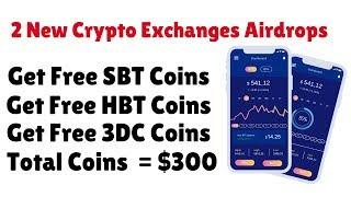 2 New Crypto Exchanges Airdrops | Get Free Exchange Coins | Don't Miss | Join Fast