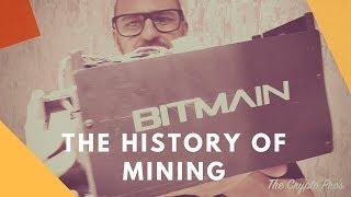 The History of Bitcoin & Cryptocurrency Mining & How Does it Work?