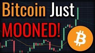 BITCOIN BREAKOUT! Full Scale Bitcoin Bull Run Underway?