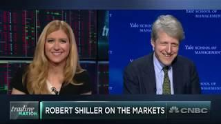 Yale's Robert Shiller: Suggests Bitcoin's Future Is In Jeopardy
