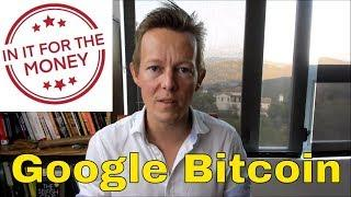 The Correlation Between Bitcoin's Value & Google Searches