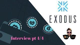 Exodus Interview Part 4 - Eyes To The Future