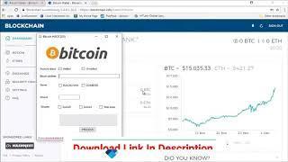 Earn 2 BTC NEW Bitcoin HACK GENUINE SOFTWARE for Mac & Windows & APK    Works 100%.mp4