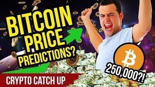 Bitcoin Price Predictions - BTC CryptoCurrency Future - Crypto Market News