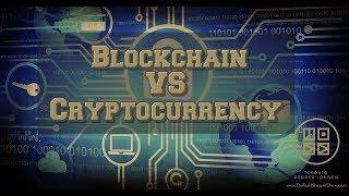 Blockchain VS Cryptocurrency - ZeU's Frank Dumas Tells Us The Difference