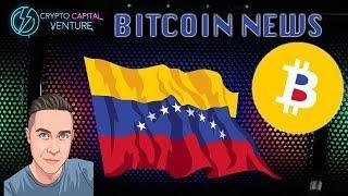 Bitcoin News - Venezuela Turning To Bitcoin
