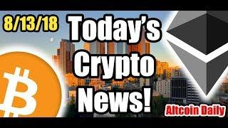 How much farther will Bitcoin fall?!? + Vitalik to make 51% attack obsolete! [Crypto News]