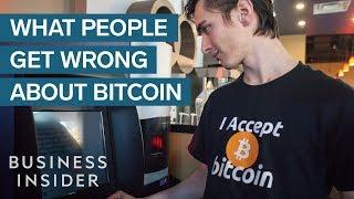 What Many People Get Wrong About Bitcoin