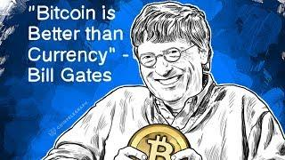 Is Bitcoin and Ethereum the Future of Money? Bill Gates on Future Currency!