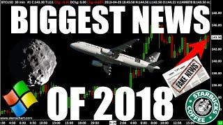 THE BIGGEST NEWS THIS YEAR FOR BITCOIN/CRYPTO