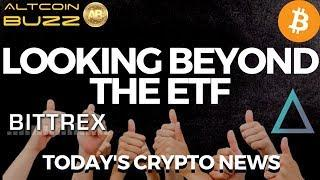 Looking Beyond Bitcoin's ETF, SALT Lending, Bittrex - Today's Crypto News