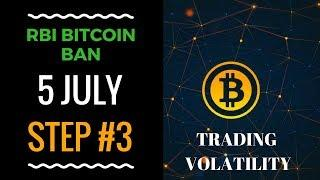 Bitcoin News #3 | RBI Bitcoin Crypto Ban After 5th July | Bitcoin Market Volatility Solutions