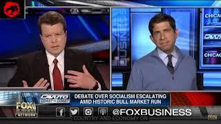 Cryptocurrency vs Socialism | Fox News