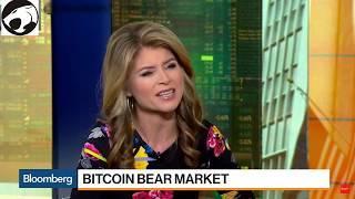 This Crypto Bear Market / Bitcoin Market Crash | Bloomberg News