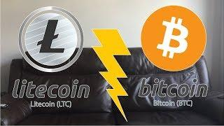 Litecoin & The Lightning Network! Whats The Future?