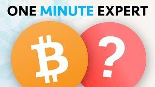 One Minute Expert - How Does Bitcoin Work?!