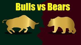 Bulls vs Bears - Who is going to WIN? - Daily Bitcoin and Cryptocurrency News