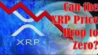 Ripple Price Future _ Can the XRP Price Drop to Zero