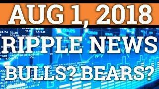 BEARISH OR BULLSIH? RIPPLE XRP MAKING MOVES! | BITCOIN BTC, NEO PRICE + CRYPTOCURRENCY NEWS 2018!
