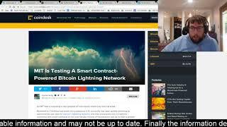 Crypto News May 23rd 2018 -  Verge Hack, Monero Upgrade, Bitcoin Market Crash, Paypal Buys BTC,  MIT