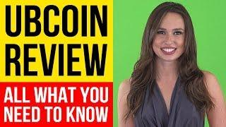 UBCOIN ICO - What Is Ubcoin - How It Works - ICO Review