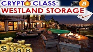 CRYPTO CLASS: WESTLAND STORAGE | DICELAND TECHNOLOGY | BLOCKCHAIN MEETS REAL ESTATE