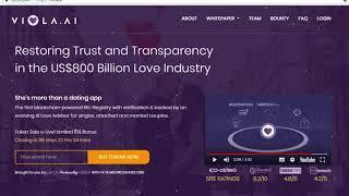 Viola.AI 'ICO' Review