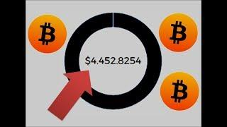 Script Bitcoin Get 8 btc = $53.300.0 Earn fast and easy new way