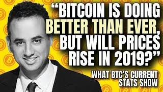 """""""Bitcoin Is Doing BETTER THAN EVER, But Will Prices Rise In 2019?"""" - What BTC's Current Stats Show"""