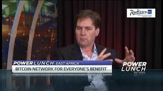 nChain's Craig Wright talks about future of Bitcoin