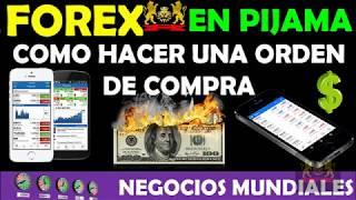 FOREX EN PIJAMA METATRADER 4 - cómo usar mt4 metatrader 4 | forex en pijama - presantacion - trading