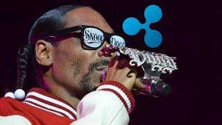 Snoop Dogg, Ripple (XRP) & Jack Dorsey Join Forces To Promote Blockchain Technology