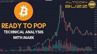 Bitcoin is ready to POP! - BTC Technical Analysis