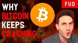 The REAL reasons why Bitcoin crashed & what can (actually) cause the next crypto bull run