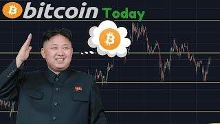 Bitcoin Support & Resistance Levels! | North Korea Using Bitcoin!