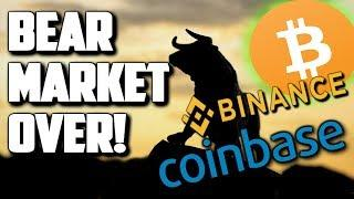 HUGE Crypto News: Bitcoin ETF, Coinbase & SEC, Binance Trading