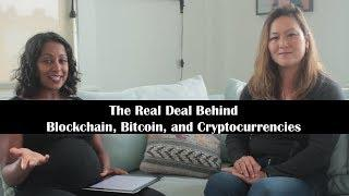 The Real Deal Behind Blockchain, Bitcoin, and Cryptocurrencies | Interview With Audrey Chaing