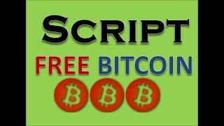 free Bitcoin Script / Proof of withdrawal