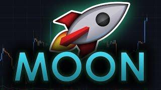 NEXT STOP FOR BITCOIN: MOON? - Cryptocurrency/BTC Trading Analysis