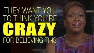 The Hidden Joy Reid Mind-Control Technique to Make YOU Look Like a LOON