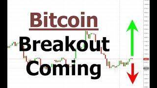 Bitcoin Breakout Coming