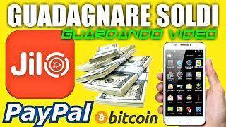 ✅JILO GUADAGNARE SOLDI SU PAYPAL E BITCOIN GRATIS GUARDANDO VIDEO!!!