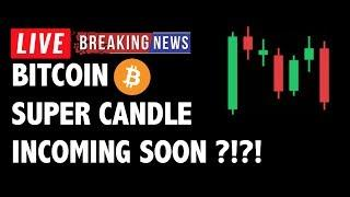 Super Candle Incoming for Bitcoin (BTC)?! - Crypto Market Technical Analysis & Cryptocurrency News