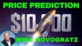Mike Novogratz's Bitcoin Price Prediction + Newsflash - Today's Crypto News