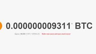 Free Bitcoin Mining tab. Easy install.