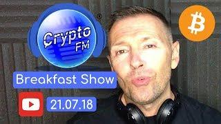 BITCOIN/BLOCKCHAIN/CRYPTO MARKET NEWS UPDAT, CRYPTO FM