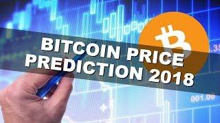 The Bitcoin Price Prediction For 2018 That Might Surprise You...